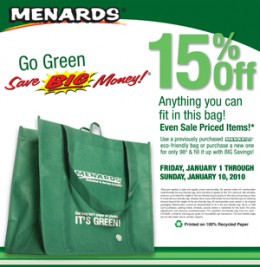 photo regarding Menards Printable Coupons named Menards low cost codes : Suitable order appliances clearance
