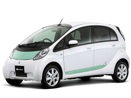 The Mitsubishi i MiEV