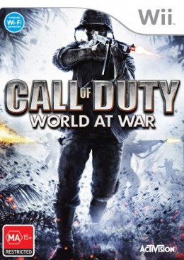 Latest Call of Duty Wii Game