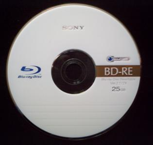There Are, In the Market, Blu Rays Discs That Can Hold 100 GB of Data and Extending Up To 200 GB of Data