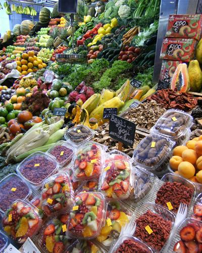 Mercat de la Boqueria - The best market in Barcelona