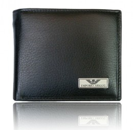 A designer wallet from Armani