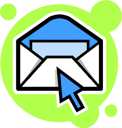 Email a thank you letter after an interview.
