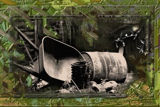 wheel barrell