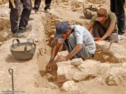 So far, every archaeological site has only served to prove that the Bible was correct