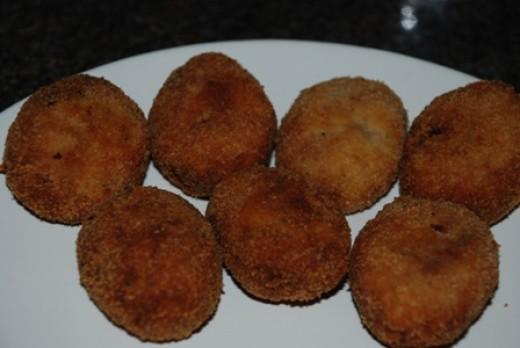 Chicken Cutlet Recipe Kerala Style