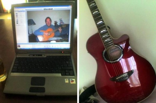 Laptop & Guitar - what's the difference?