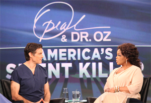 Dr. Oz & Oprah Fight Diabetes