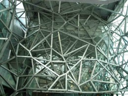 Spider web architecture