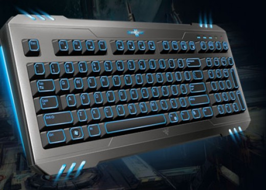 Best Starcraft 2 Keyboard