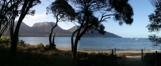 Coles Bay, Frecynet National Park