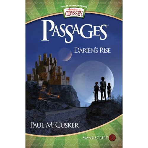 Darien's Rise Book Cover