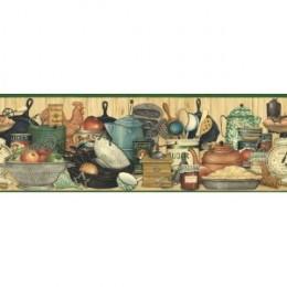 Best Kitchen Wallpaper Borders