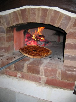 how to make a pizza stone
