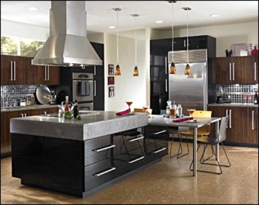 Kraftmaid Kitchen Islands Kitchen Design Photos