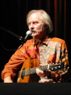 British singer and songwriter Roy Harper and his songs have been a big influence