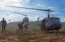 Air Assault Operations during Vietnam War