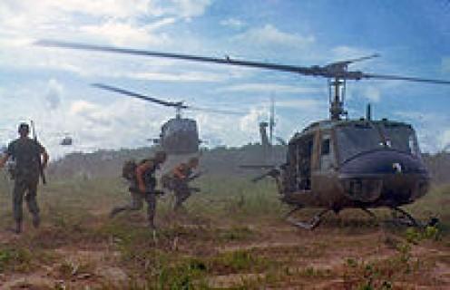 Air Assault Operations during Vietnam War
