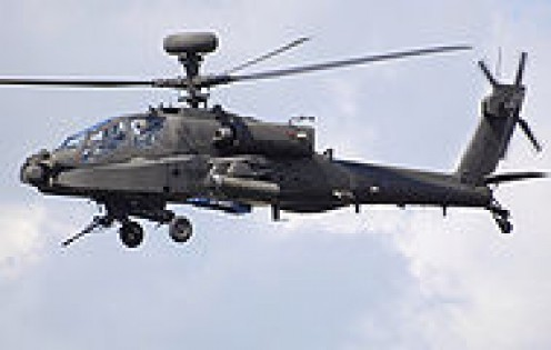 AH-64 Modern Attack Helicopter Operations