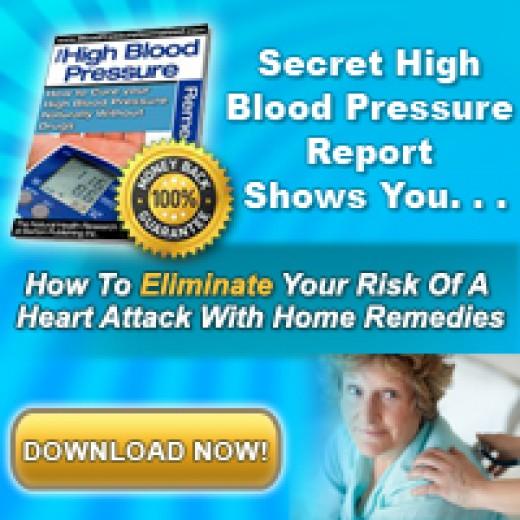 High Blood Pressure Report