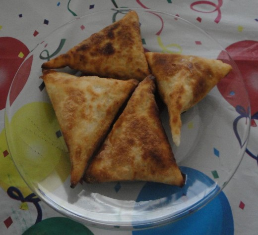 how to make samosa filling