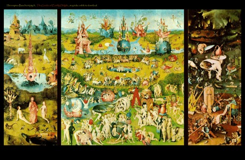 The Garden Of Earthly Delights Beautiful Also Are The Souls Of My Black Sisters