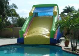 Inflatable Pool Slides