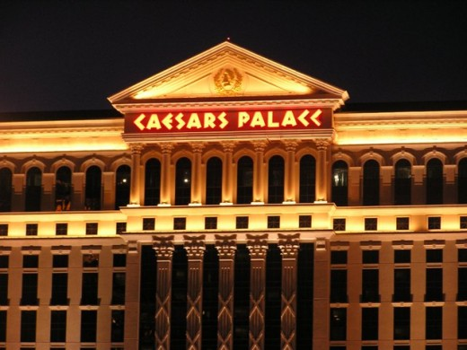 Caesar's Palace, Las Vegas, Nevada. Copyright Tia D. Peterson. May not be re-used without permission.