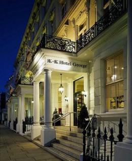 KK George Hotel, London, England