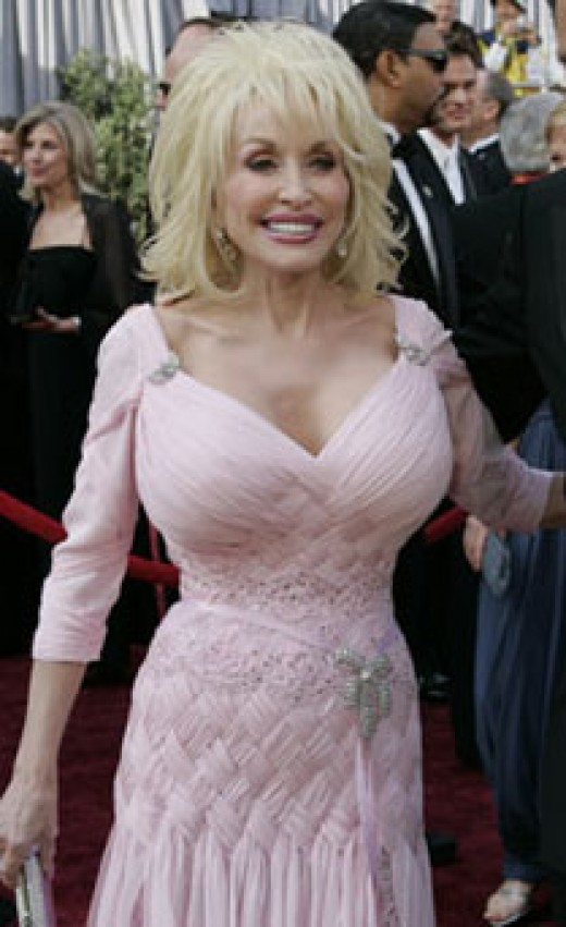 Breast Wars, de bedste berømthed bryster-5007