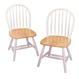 Winsome Wood Windsor Chair, Set of 2