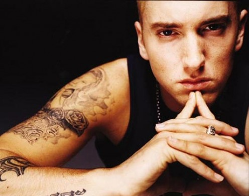 eminem hailie tattoo. Tattoo Family Tree