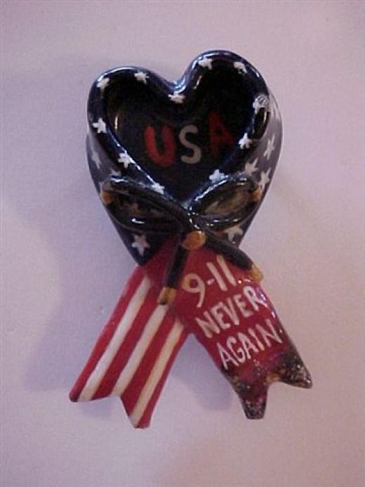 my 9/11 pins