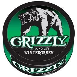 grizzly long cut wintergreen Grizzly premium straight pouches 23g, $1129, grizzly premium straight pouches 23g buy now result pages: 1 displaying 1 to 1 (of 1 products) top shop categories nasal snuff chewing tobacco energy snuff pipe tobacco snus vaping accessories account my account edit account account history.