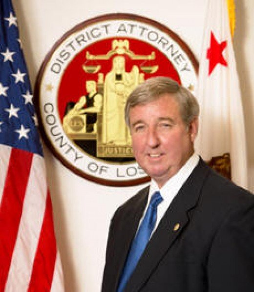 L.A. County District Attorney Cooley