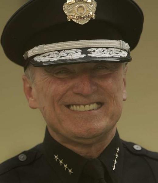 Los Angeles Police Chief William J. Bratton