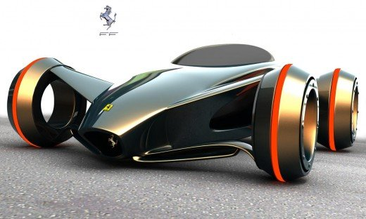 Looks like Something from the World of Tron!
