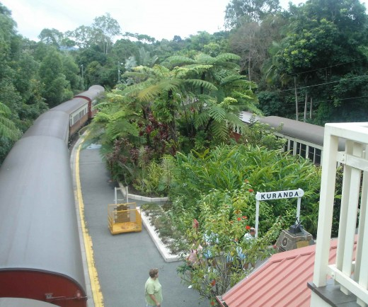 Award winning Kuranda Station