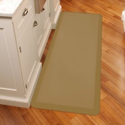 Wellnessmats Antifatigue Kitchen Mats, 6' x 2'