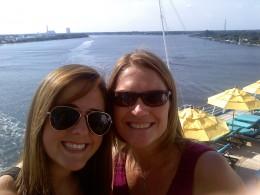 Sailing Away ....