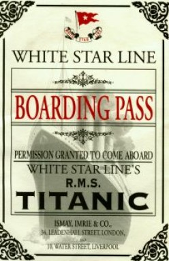 Titanic: A Walk Through the Artifact Exhibition