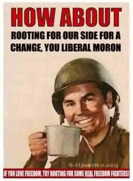 hate liberals