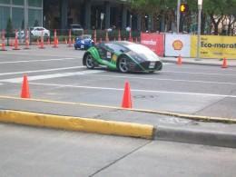 An Urban Concept car