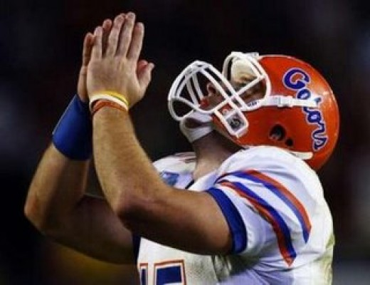 Tim Tebow...the legend continues