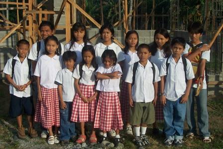 Orphan Children, Philippines