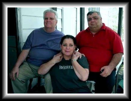 MIKE, LISA AND ME
