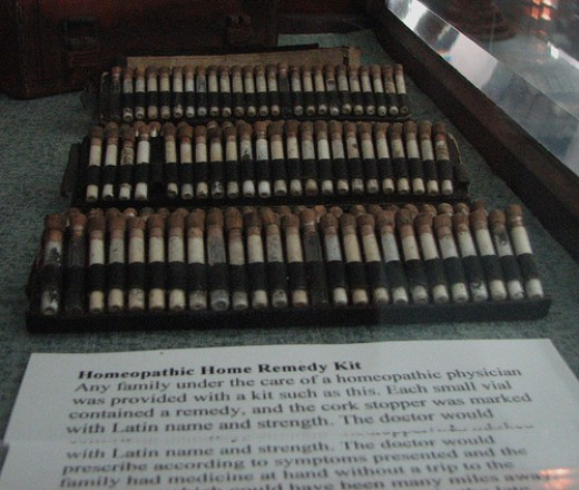 Homeopathic Home Kit