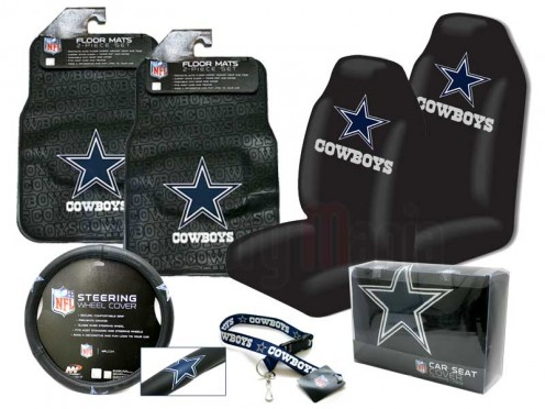 Accessory Auto  Racing Seat on With Nfl Dallas Cowboys Theme   Dallas Cowboys Car Accessories