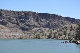 Lake Billy Chinook - Central Oregon