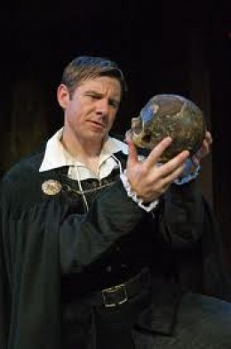 "Or maybe even play Hamlet. ""Alas, poor Yorick."""